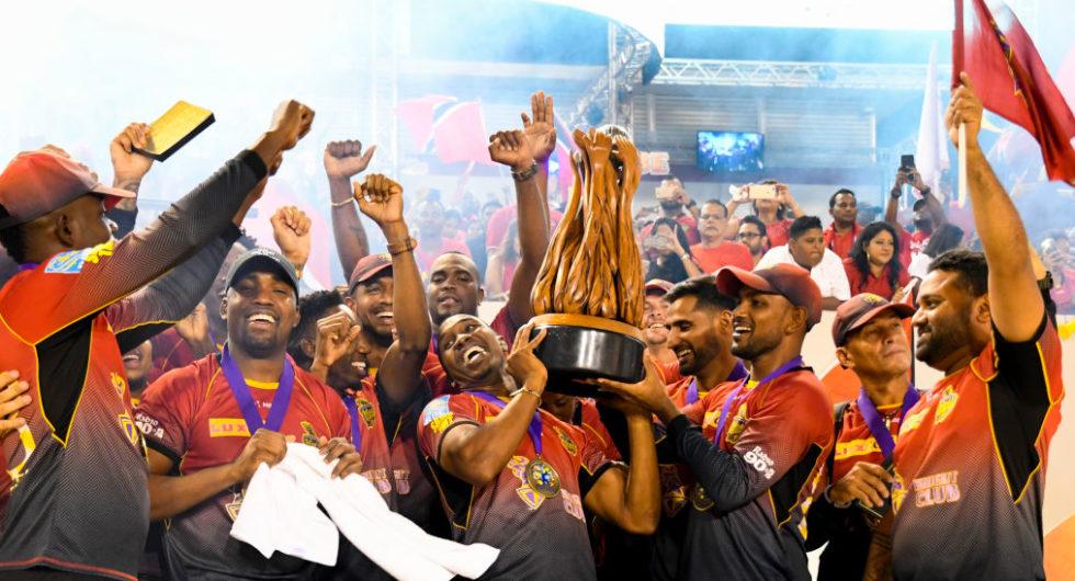 Caribbean premier league squad