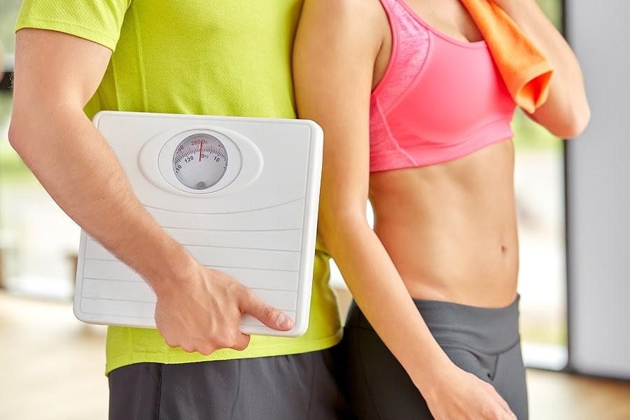 Using weight decline